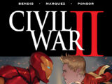 Guerra Civil II Vol 1 1