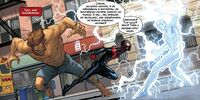 Electro and Sabretooth vs Miles Morales Earth-1610