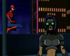 Peter Parker (Tierra-760207) y Cheyenne (Tierra-760207) de Spider-Man The New Animated Series Temporada 1 5
