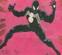 Питер Паркер Земли 616 В Симбиоте