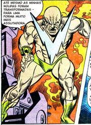 Son of Molecule Man from Marvel Two-In-One Vol 1 1