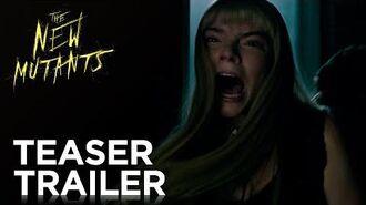 The New Mutants - Teaser Trailer HD - 20th Century FOX
