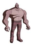 El Hombre Absorbente de Roca (Tierra-80920)
