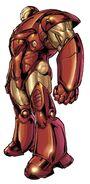 Armure d'Iron Man MK XXXII