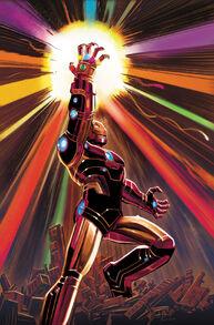 Avengers Vol 4 12 Textless
