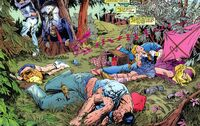 Punisher Year One Vol 1 1 Massacre in the Park