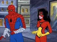 Spider-Man and Spider-Woman Earth-700459
