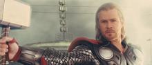 Тор возвращает свои силы - Тор (фильм)