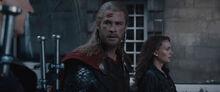 Тор воссоединяется с Селвигом и Джейн - Царство тьмы