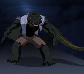 Curtis Connors (Tierra-26496) de The Spectacular Spider-Man (serie animada) Temporada 1 3