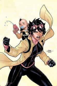X-Men Vol 4 13 Textless