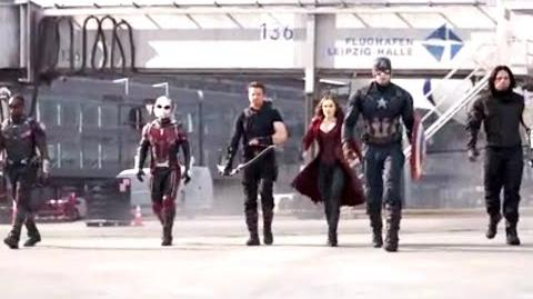 Captain America Civil War - Official TV Spot 40 HD
