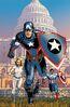 Captain America Steve Rogers Vol 1 1 Textless