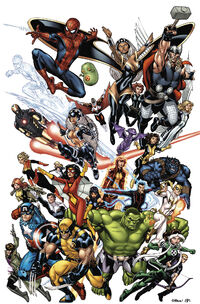 Marvel NOW! by Ed McGuinness