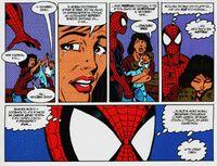 Mother rethinks killing her children thanks to Spider-Man