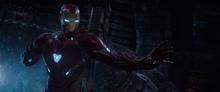Железный человек предстает перед Мо - Война бесконечности