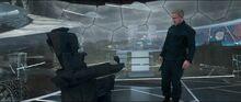 Росс в лаборатории - Черная пантера