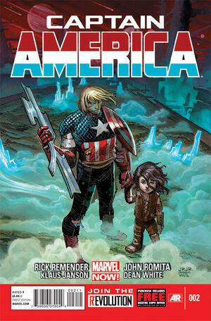 Captain America Vol 7 2