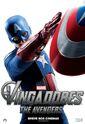 Os Vingadores (filme) cartaz 003
