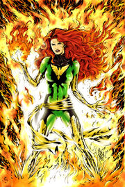 Phoenix (by Al Rio & Anthony Aguinaldo)