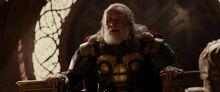Тор Царство тьмы - Один во время суда над Локи