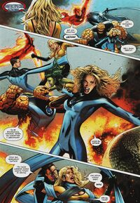 Ultimate Power 1 1 Fantastic Four vs VS Serpent Squad
