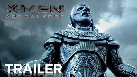 X-MEN APOCALYPSE Official Trailer HD 20th Century FOX