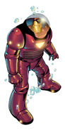 Armure d'Iron Man MK XXXV