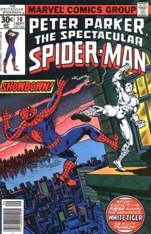 Peter Parker, O Espetacular Homem-Aranha Vol 1 10