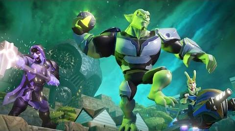 Disney Infinity Marvel Super Heroes (2.0 Edition) - Green Goblin Spotlight