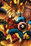 Steven Rogers (Earth-616) 169