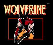 Wolverine (NES title screen)