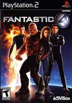 Los 4 fantadticos