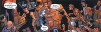 Shang-Chi and Iron Fist vs youth gang