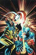Captain America Annual Vol 1 8 Textless