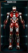 Armure d'Iron Man MK XIX (Terre-199999)