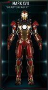 Armure d'Iron Man MK XVII (Terre-199999)
