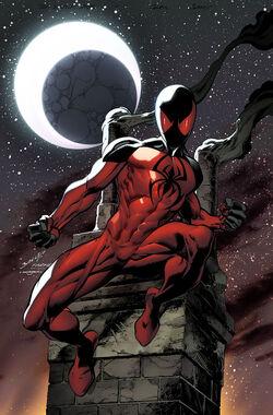 Scarlet Spider Vol 2 1 Bagley Variant Textless