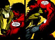 She-Hulk Vs Red Hulk