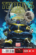Thanos Rising Vol 1 2