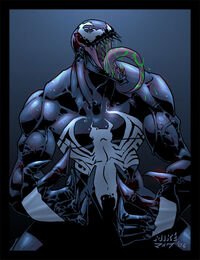 Venom Marvel Wiki Fandom Powered By Wikia