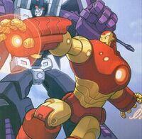 Armure Anti-Transformer
