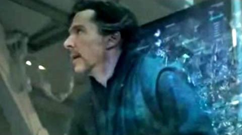 DOCTOR STRANGE TV Spot 34 - Vanish (2016) Benedict Cumberbatch Marvel Movie HD