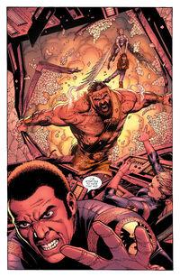 Hercules destroys a helicarrier