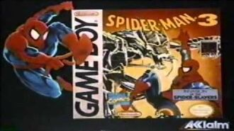 Spider-Man 3 Invasion of the Spider Slayers
