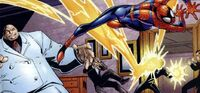 Ultimate Spider-Man vs Electro first battle