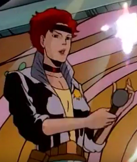 Alison Blaire (Tierra-92131) de X-Men The Animated Series Temporada 3 11 001