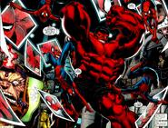 Hulk Rojo Vs Spider-Man