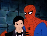 SM and His Amazing Friends S3E2 Spidey and Human Dracula