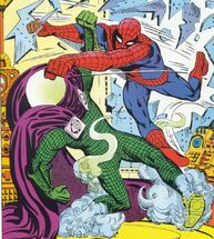Вторая драка Квентина Бека (616) и Питера Паркера (616)